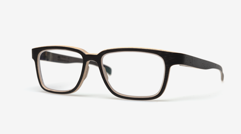 Bristol Wooden Glasses by ROLF Spectacles
