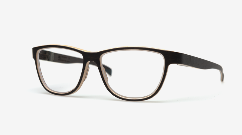 Die Facellia Holzbrille vonROLF Spectacles