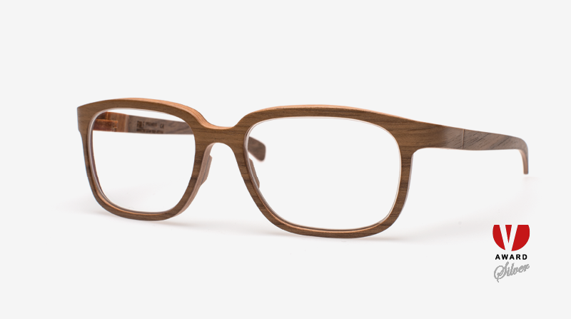 Consul Wooden Glasses by ROLF Spectacles