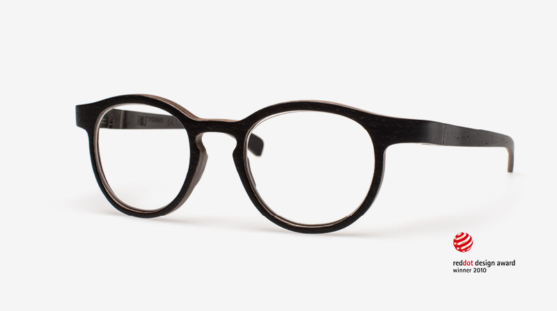 Olympia Wooden Glasses by ROLF Spectacles