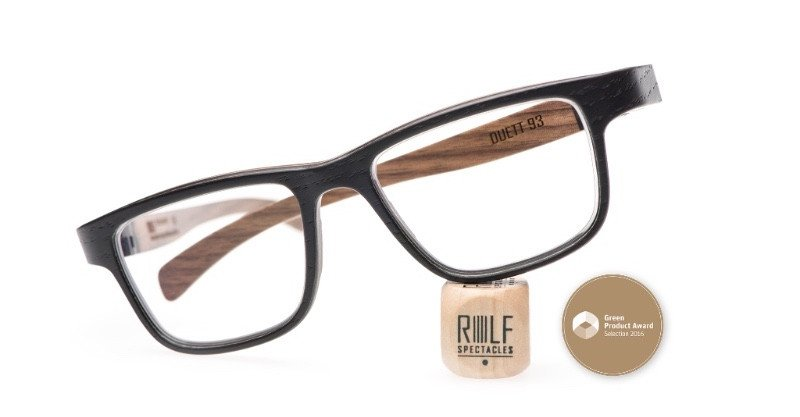 e8036cff66 green design award. The Duett from the ROLF Spectacles ...